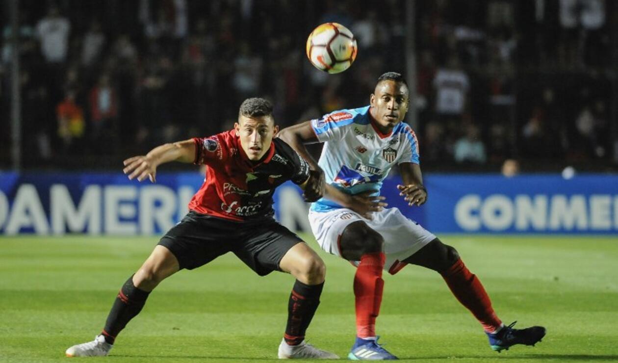 Colón vs Junior de Barranquilla