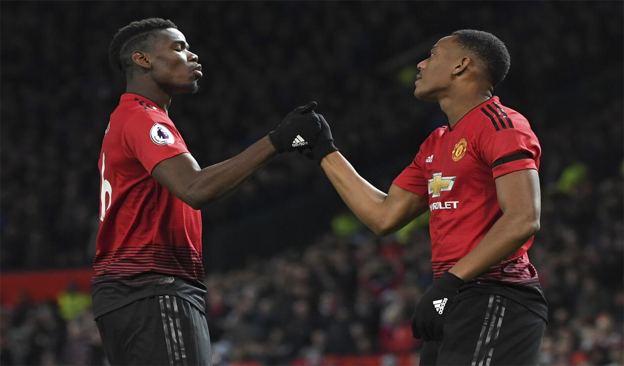 Manchester United vs Everton, Premier League