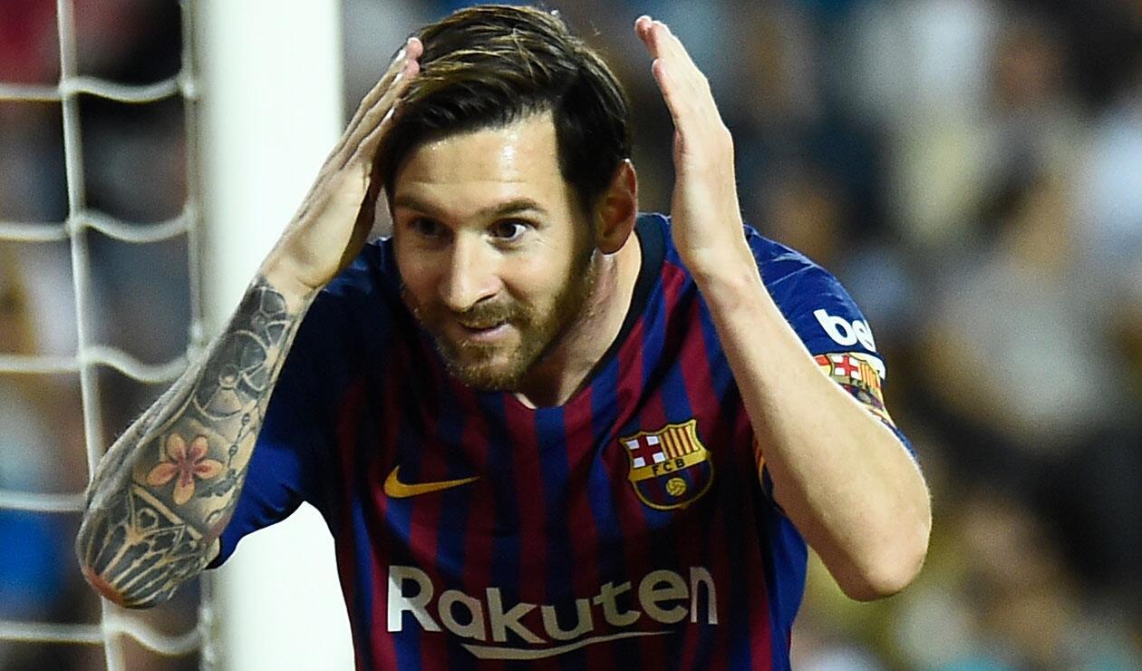 Lionel Messi fue nominado al Balón de Oro por parte de France Football