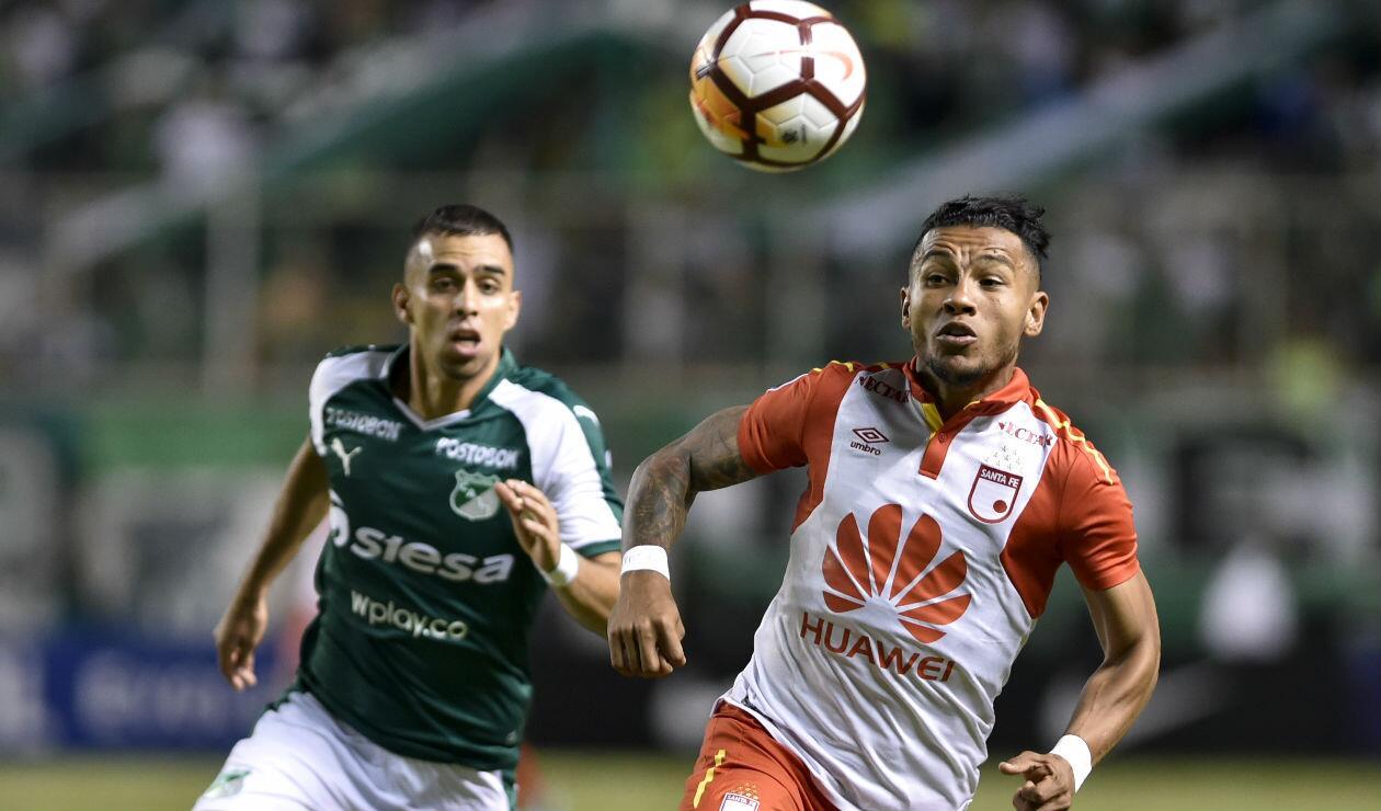 Deportivo Cali vs Santa Fe - Copa Sudamericana 2018