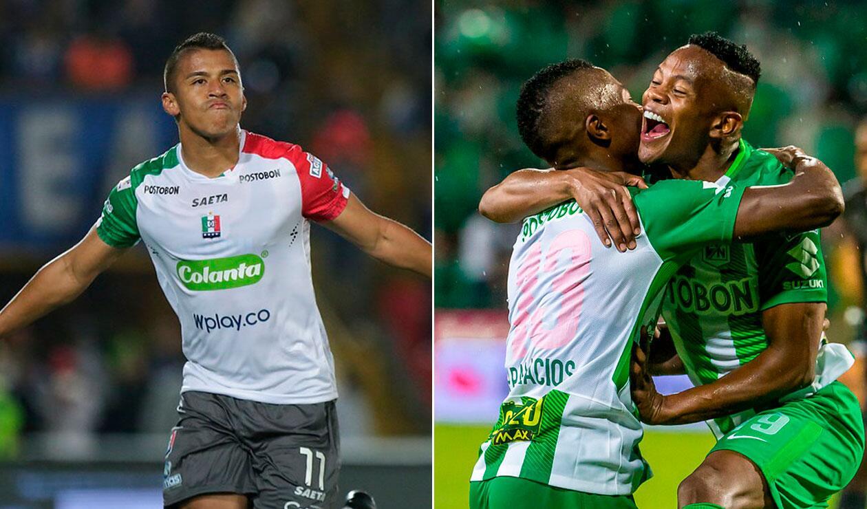 Once Caldas llegó a la final ante Atlético Nacional tras eliminar a Millonarios