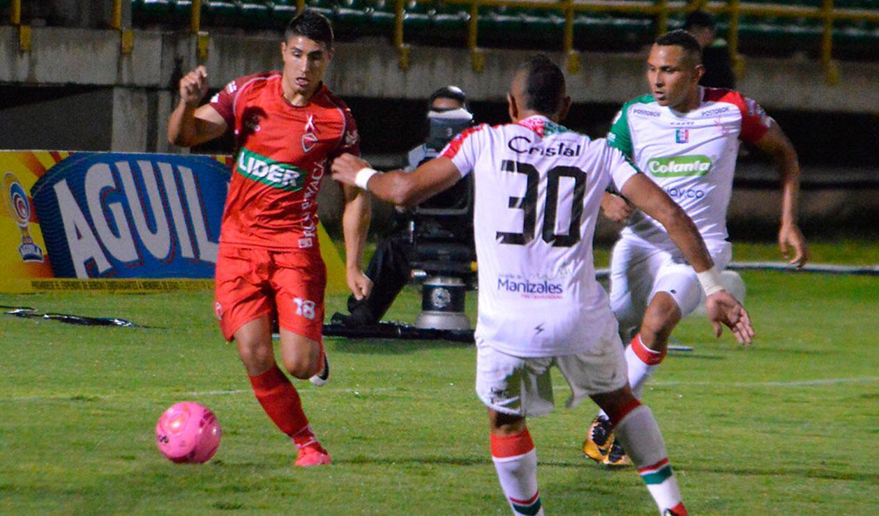 Patriotas tuvo el regreso de su técnico Diego Corredor, quien había renunciado