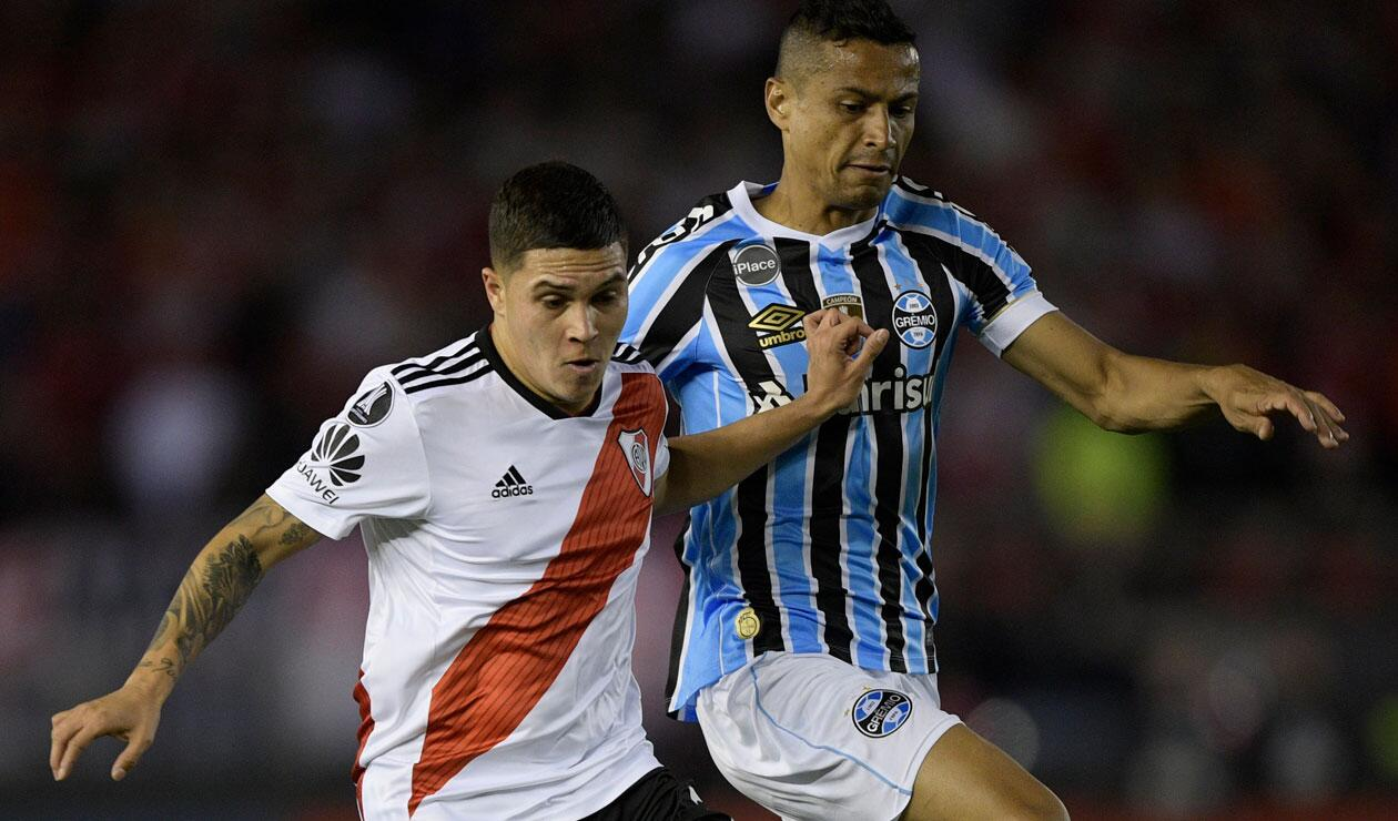River contra las cuerdas  Perdió ante Gremio en la Copa Libertadores ... 88acba047f982
