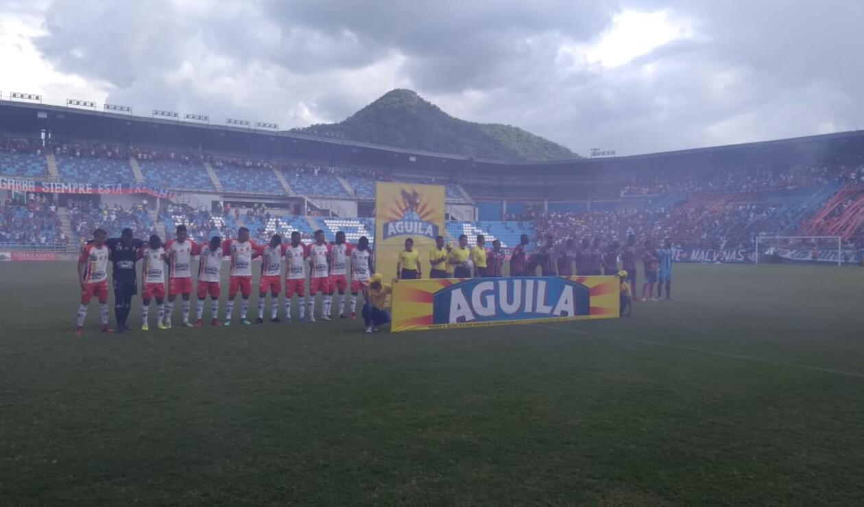 Unión Magdalena vs Deportivo Pereira, Torneo Águila 2018