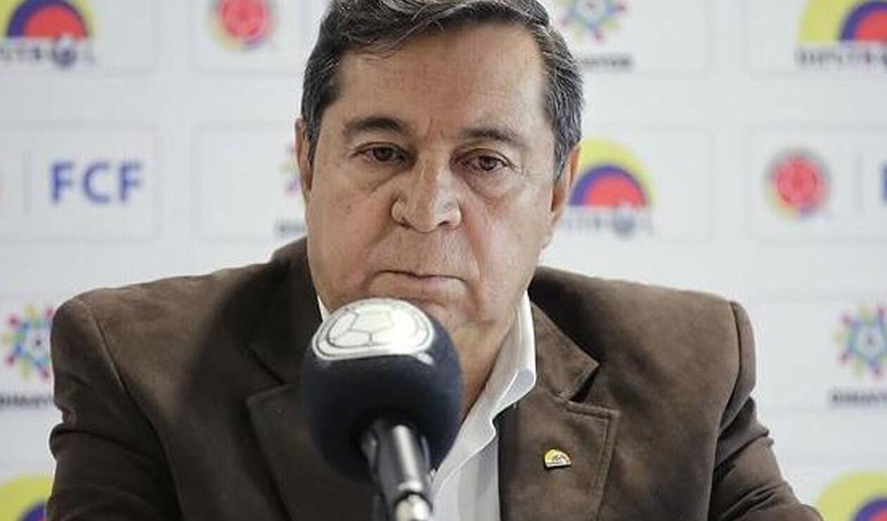 Álvaro González, dirigente de la FCF