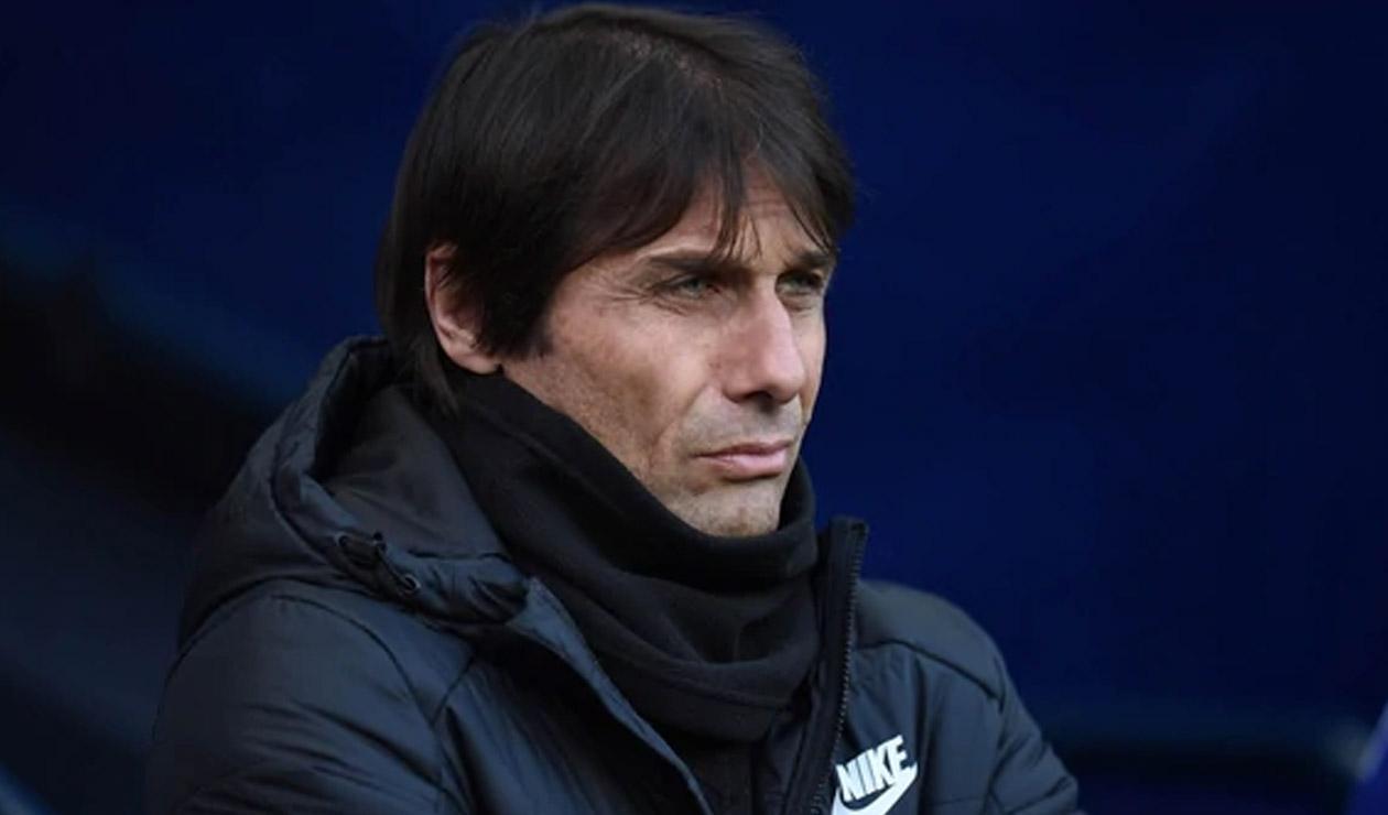 Antonio Conte, técnico italiano