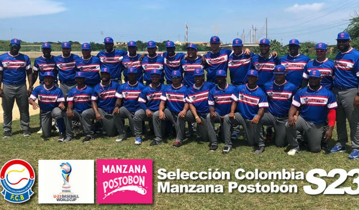 Selección Colombia de Béisbol Sub-23