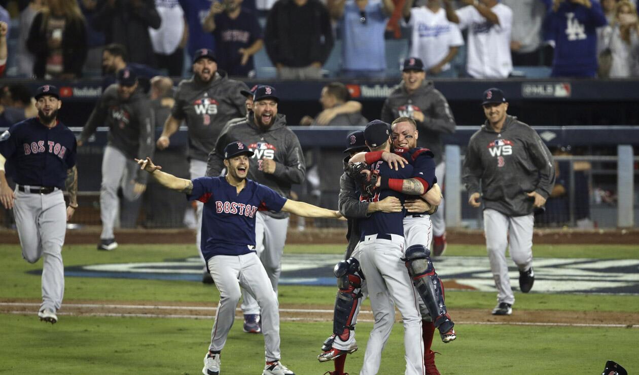 Los de Boston sumaron así su cuarto título de este siglo (2004, 2007, 2013, 2018)