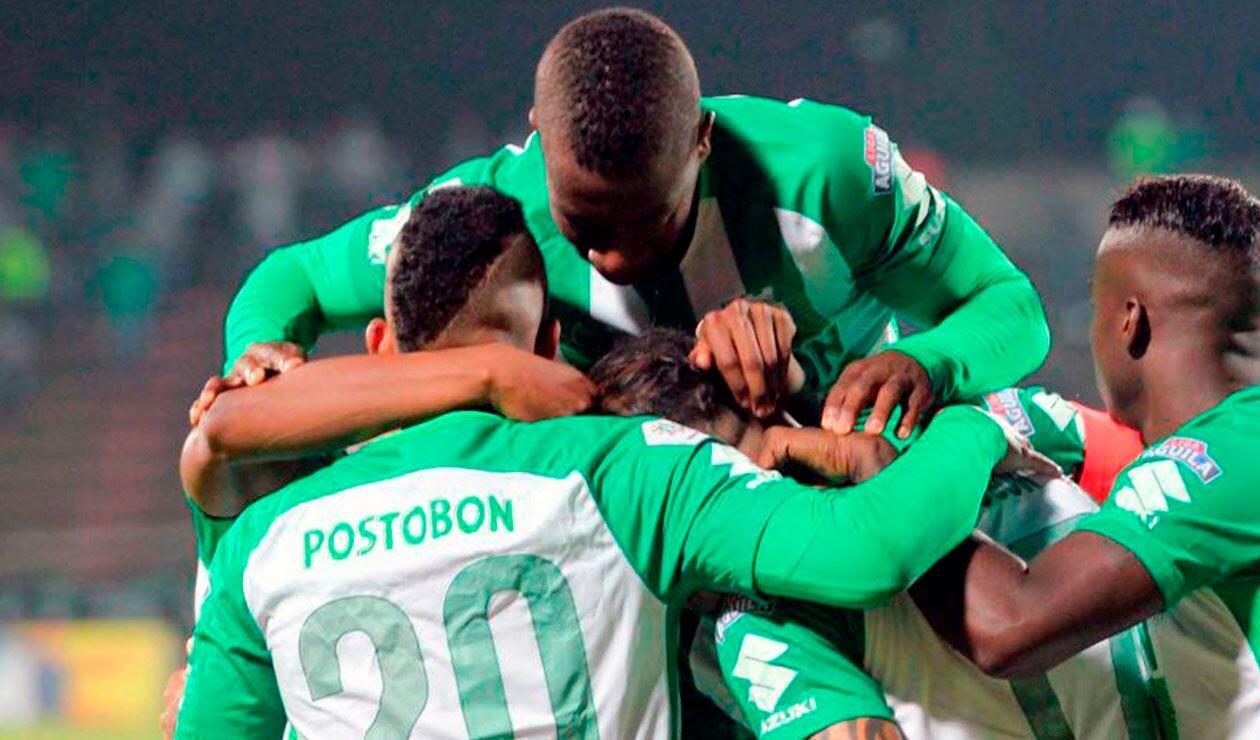 Nacional se impuso a Leones en la ida de las semifinales ante Leones por Copa Águila