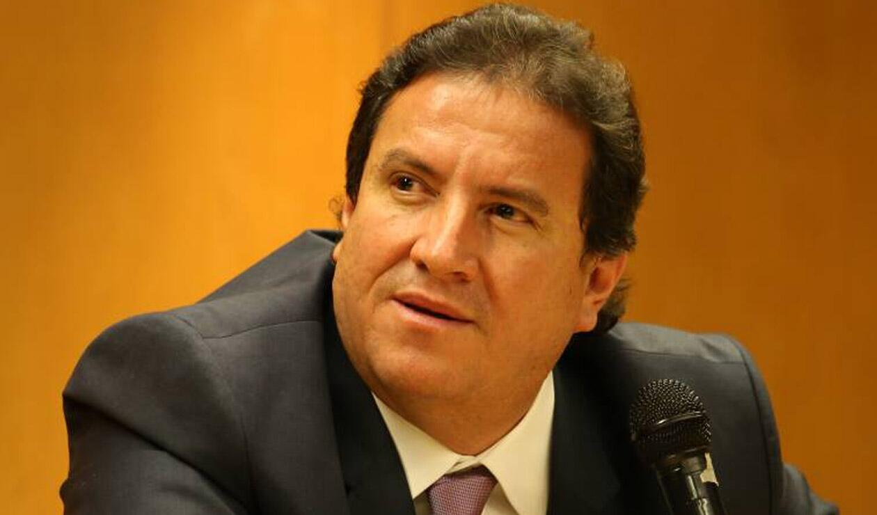 César Pastrana, exmiembro del Comité Ejecutivo de la FCF