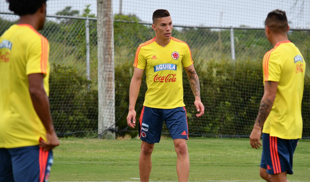 Selección Colombia en Tampa preparando el amistoso ante Estados Unidos