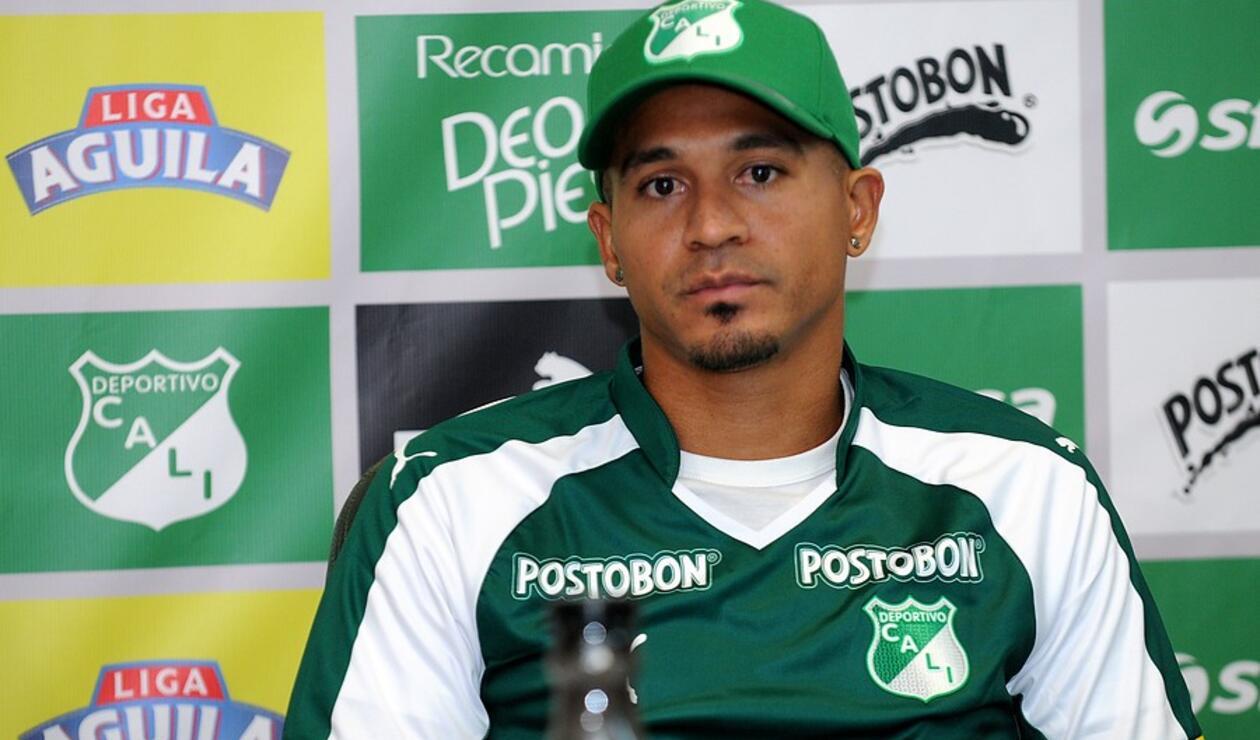 Macnelly Torres, jugador del Deportivo Cali