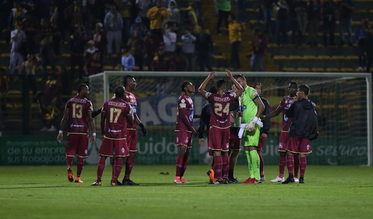 Deportes Tolima en la Liga Águila