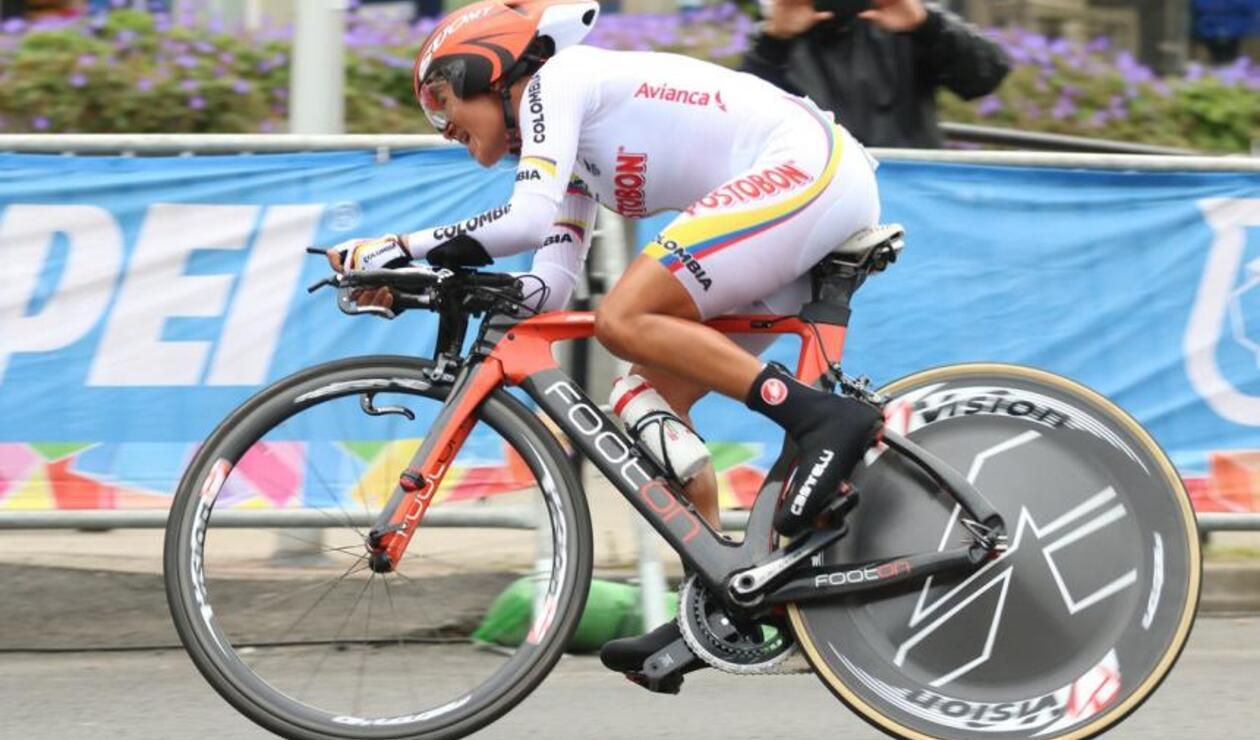 Ana Cristina Sanabria, tricampeona de la Vuelta a Colombia