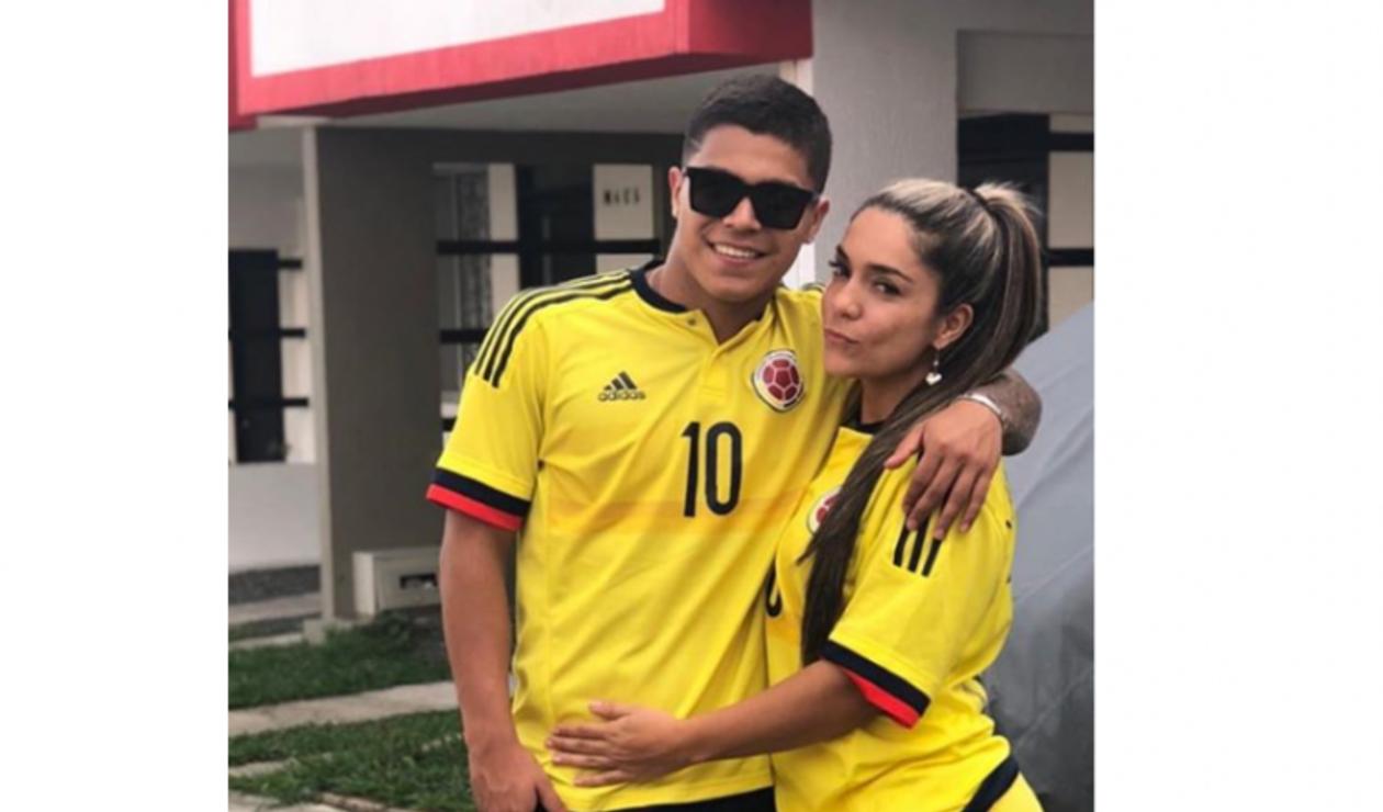 Mamá del 'Cucho' Hernández orgullosa de su hijo futbolista