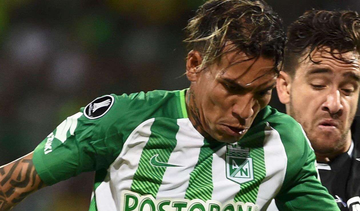 Dayro Moreno se entrenará con el Once Caldas tras ser despedido de Nacional