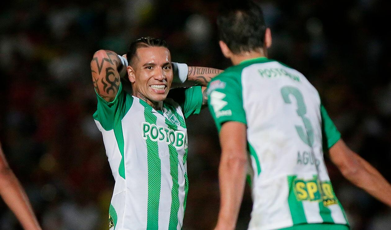 Dayro Moreno · Atlético Nacional 2018