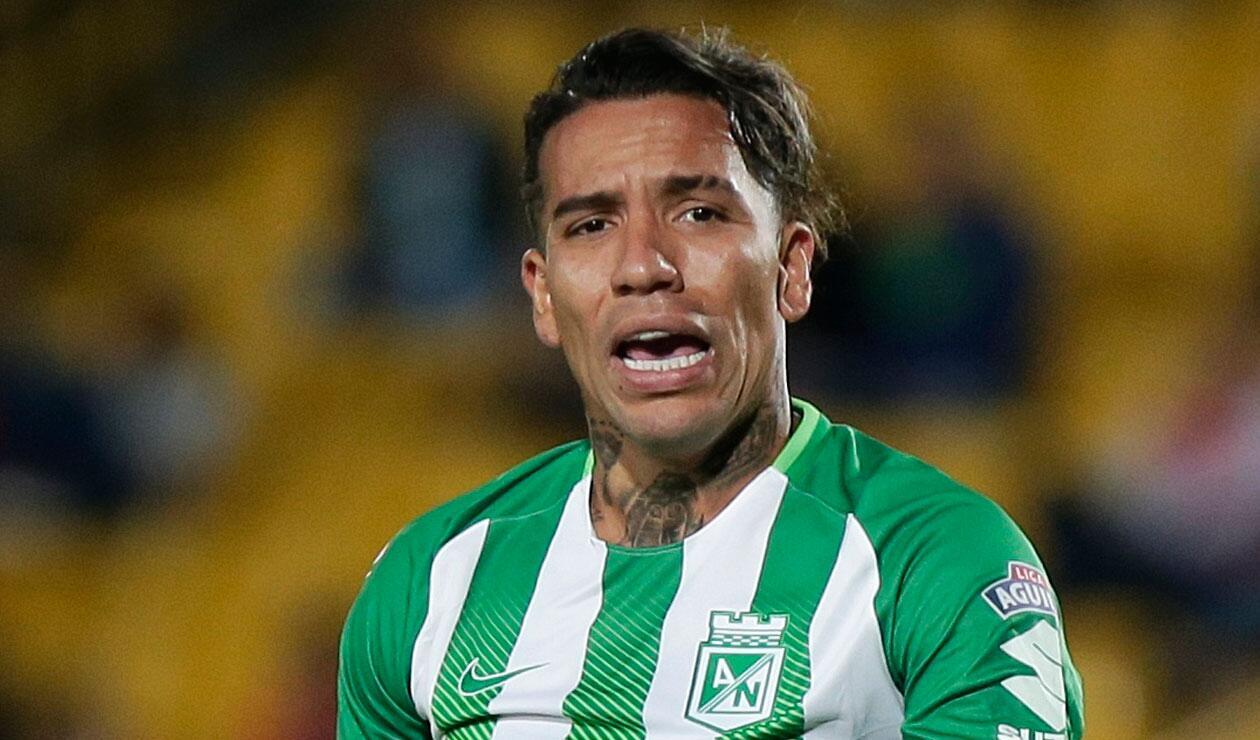Dayro Moreno deberá resolver su futuro para el próximo año
