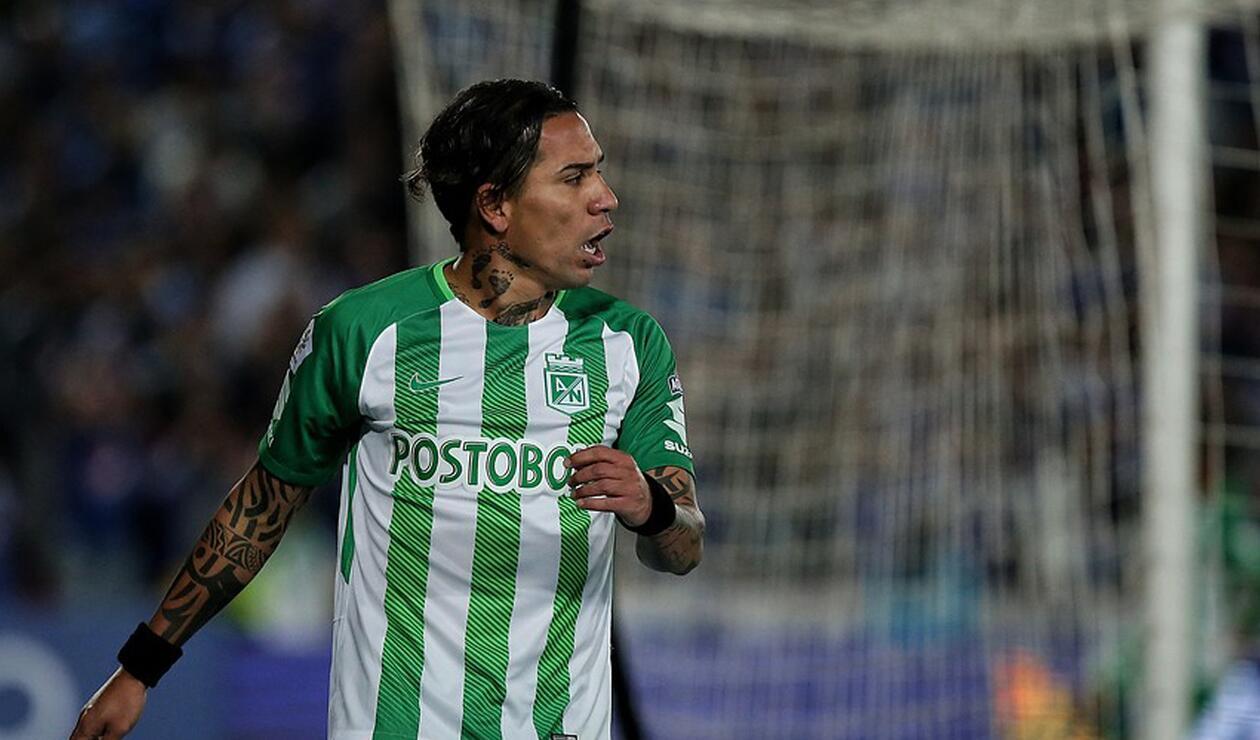 Dayro Moreno, delantero colombiano