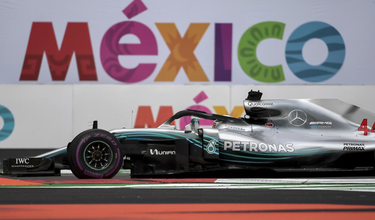 Lewis Hamilton - Campeón Fómula 1 2018