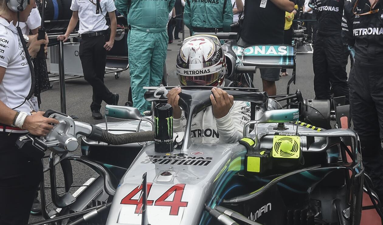 Lewis Hamilton - Campeón Fórmula 1 2018