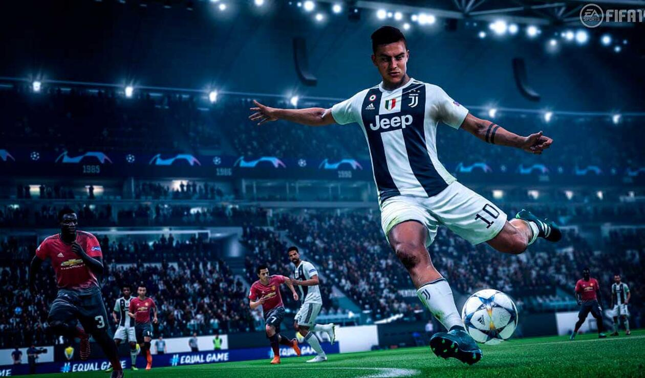 Motor gráfico de FIFA 19