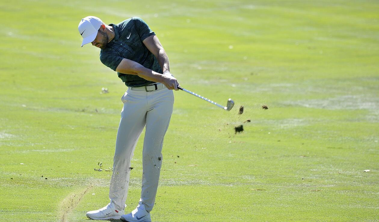 Kevin Tway, campeón del Safeway Open (PGA)