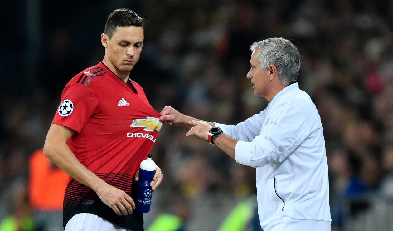Mourinho, en la mira si Manchester United no llega a ganar ante el Valencia