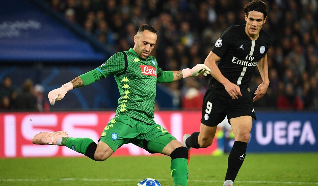 Napoli vs PSG