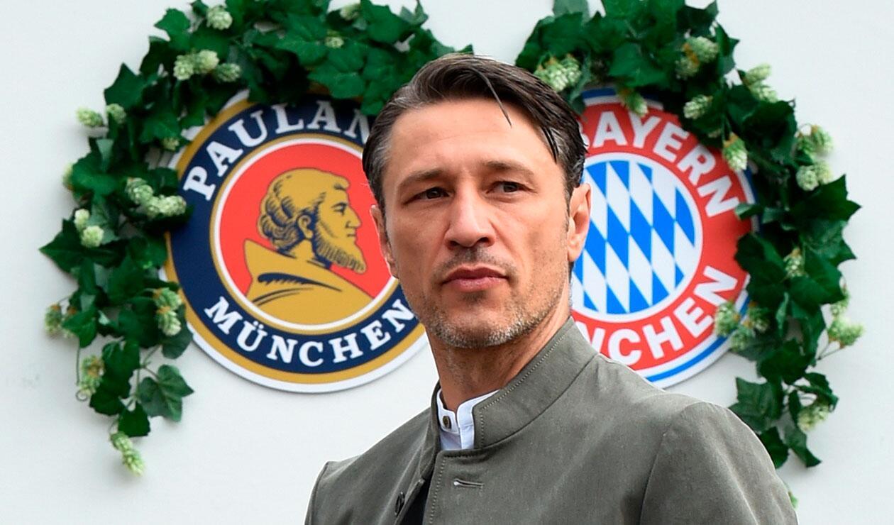 Niko Kovac, técnico del Bayern Munich, que no ha conseguido los resultados esperados hasta ahora