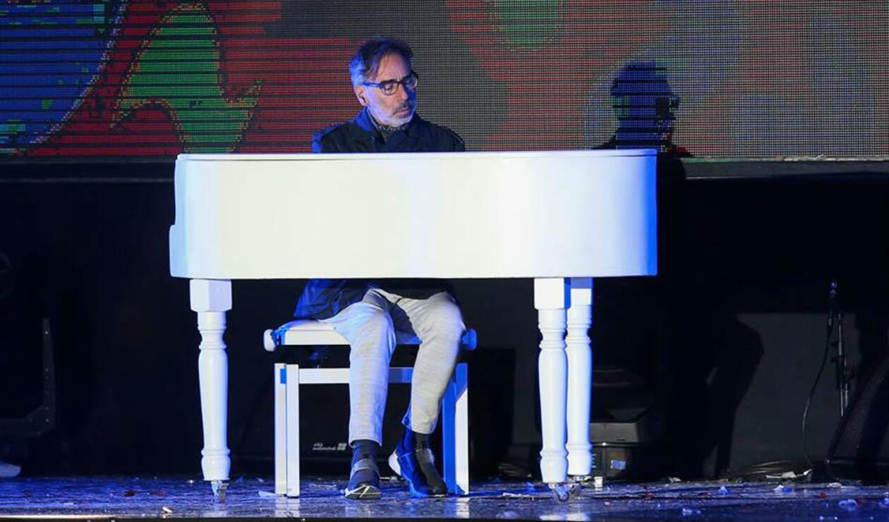 Ricardo Montaner encantó con su música en la ceremonia inaugural de los Juegos Olímpicos de la Juventud 2018
