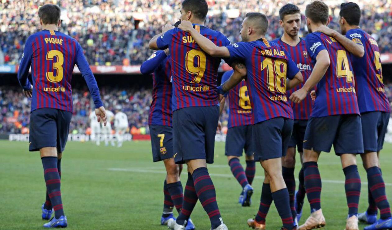 Barcelona 2018-2019
