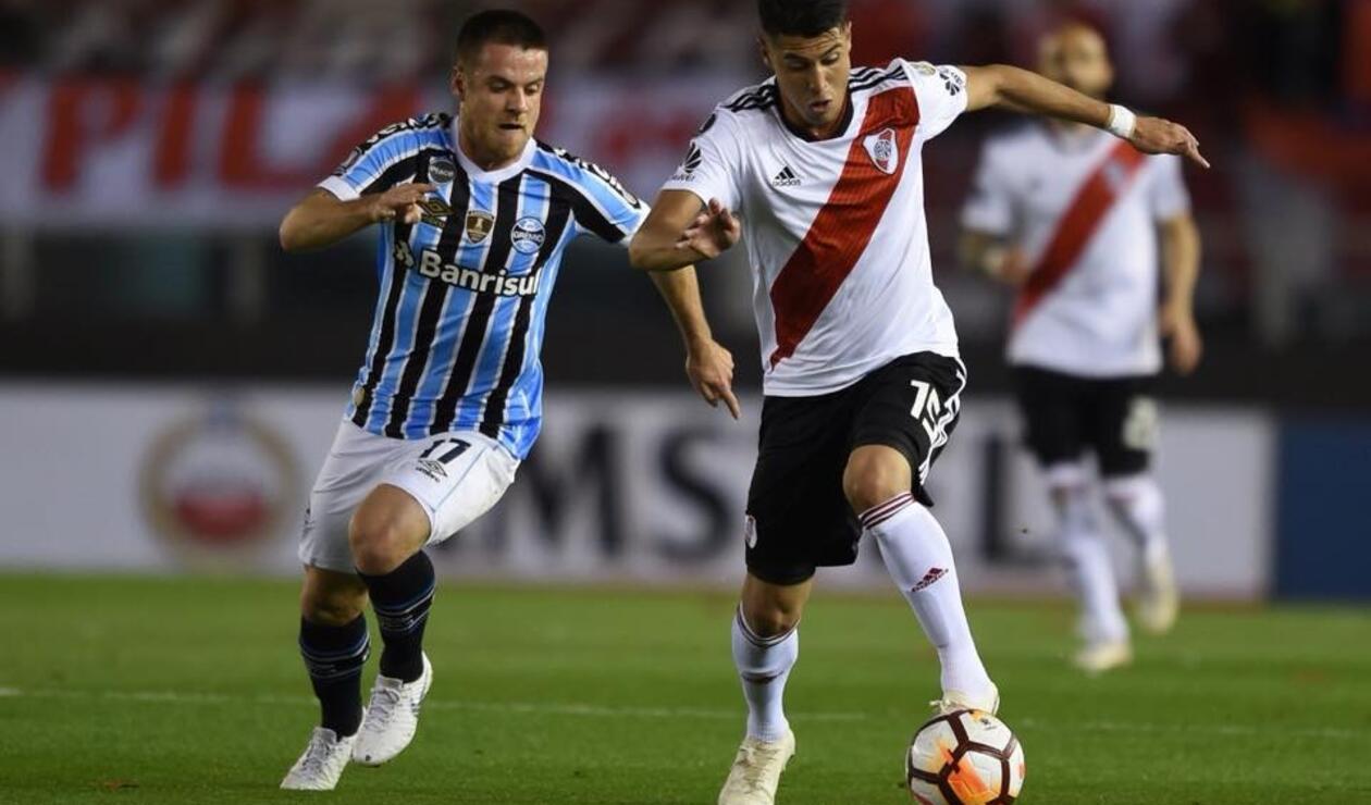 River Plate vs Gremio en Copa Libertadores 2018
