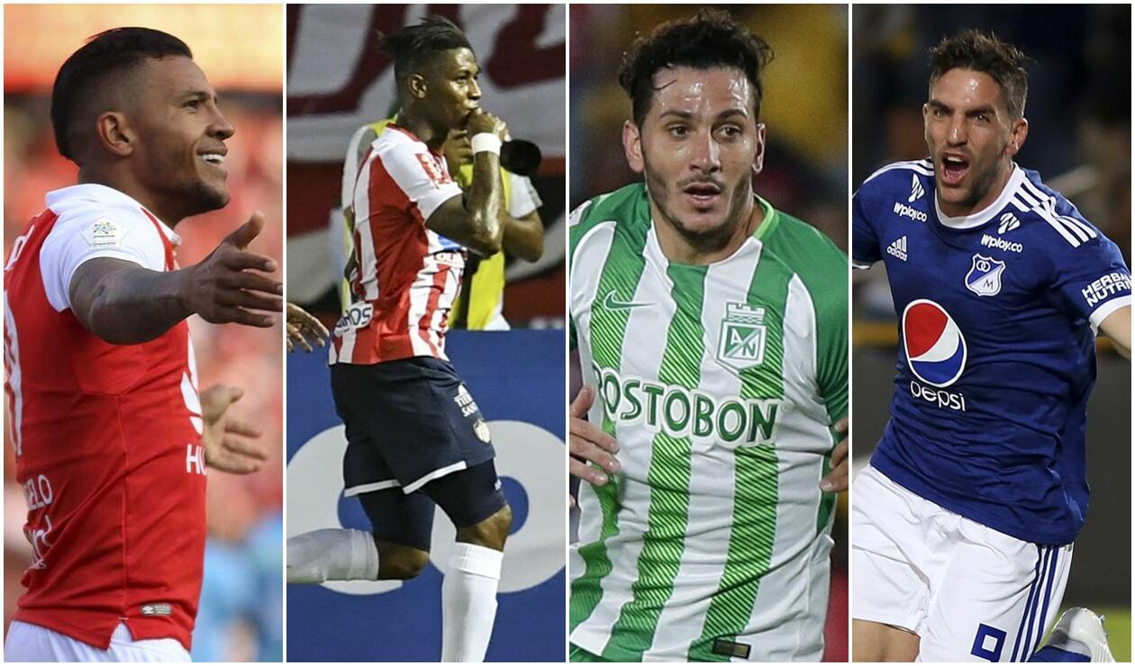 Liga Águila: Las cuentas de los equipos que sueñan con la clasificación