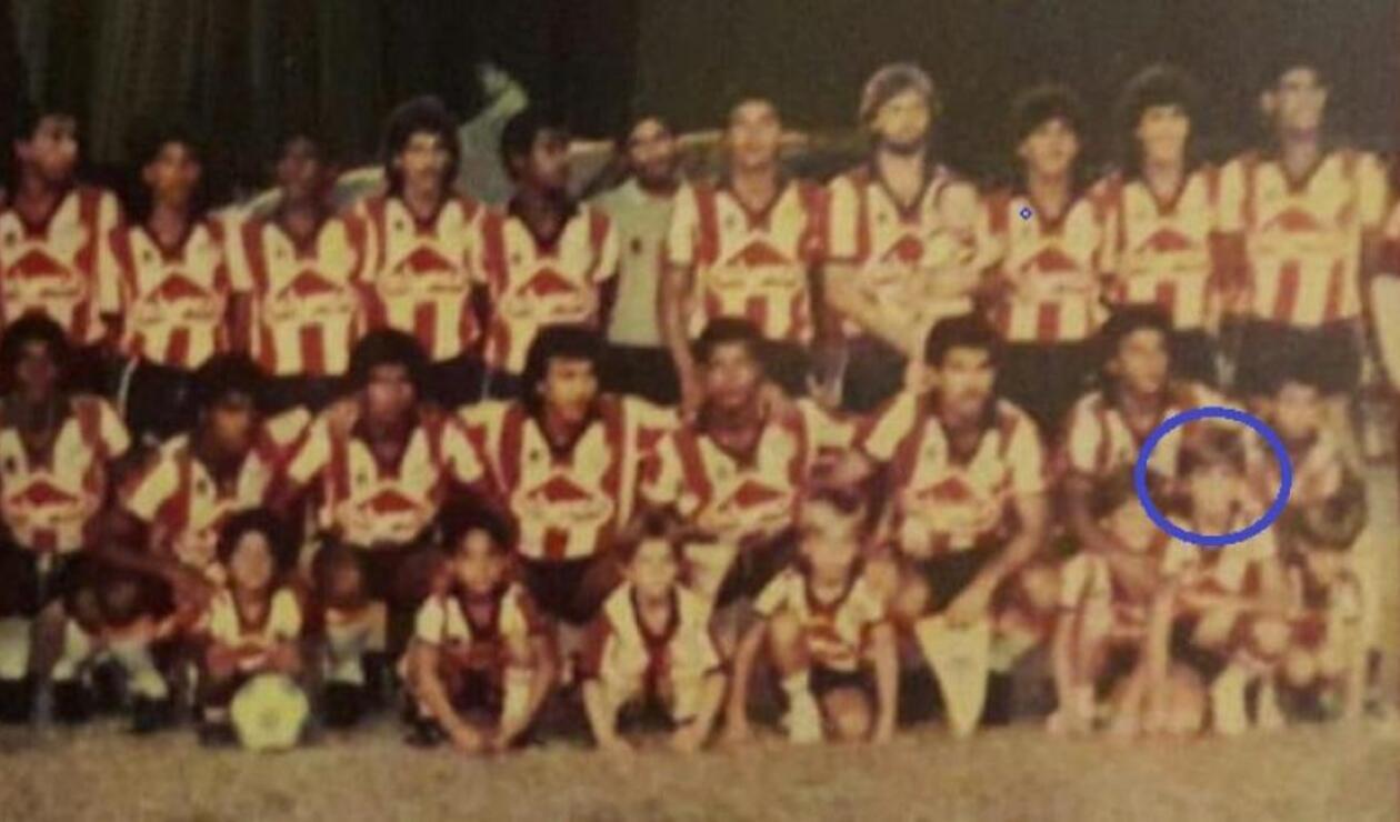 Santiago Solari y su pasado que lo relaciona con Junior de Barranquilla