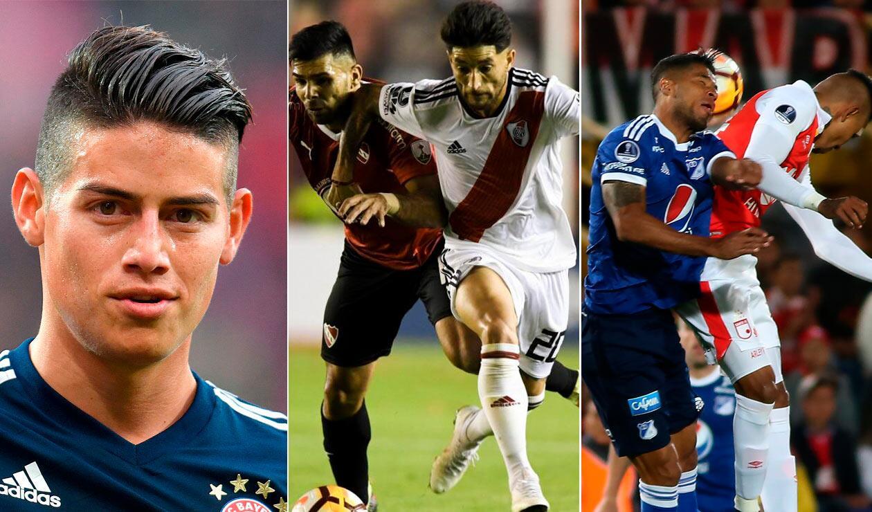 Champions, Libertadores y Sudamericana para este martes 2 de octubre