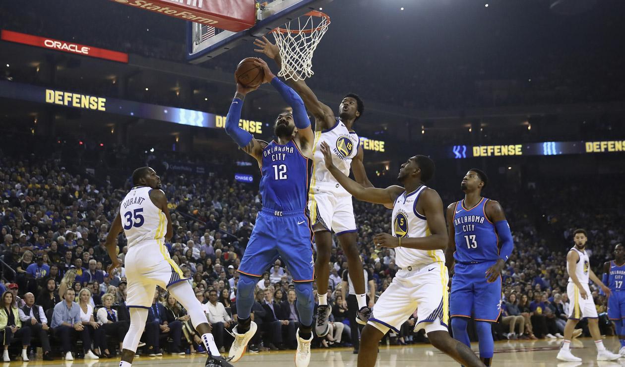 Warriors y Celtics debutaron con triunfos en la temporada de la NBA