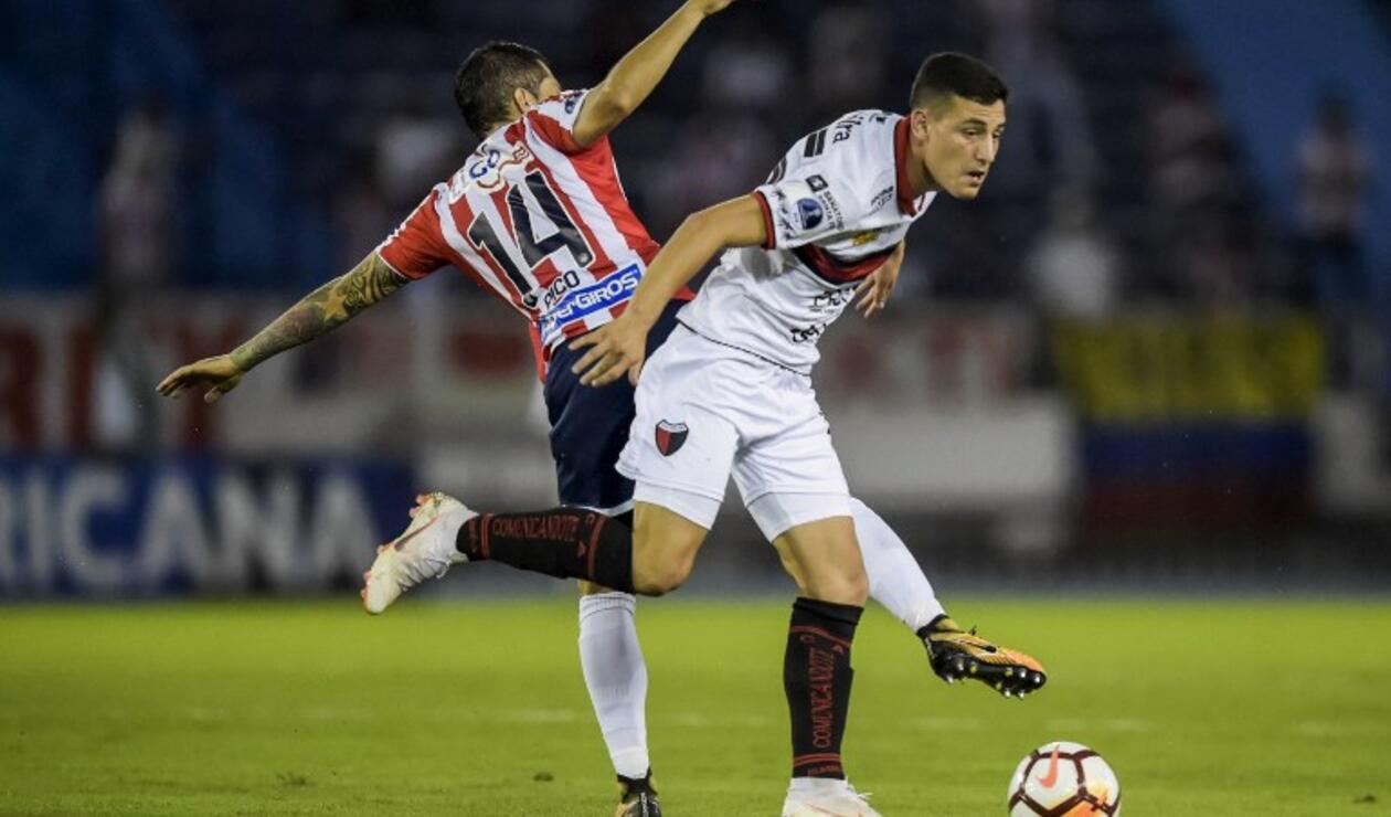 Junior Vs. Colón