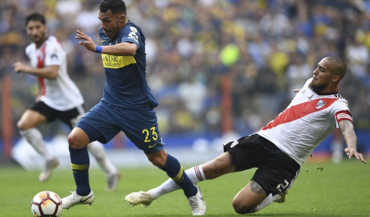 Carlos Tévez - Boca Juniors