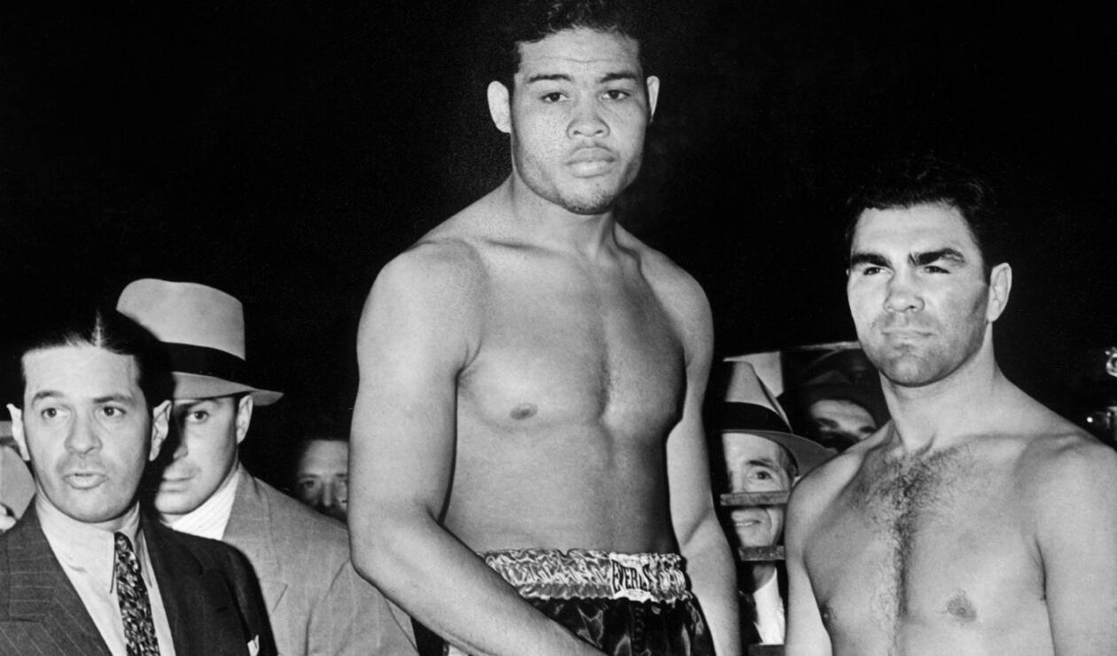2. Joe Louis. Nació el 13 de mayo de 1914 en La Fayette, Alabama (EE.UU.). Se retiró el 26 de octubre de 1951. Falleció el 12 de abril de 1981. Tiene un récord de 66 victorias (52 nocauts), tres derrotas. Realizó 26 defensas.