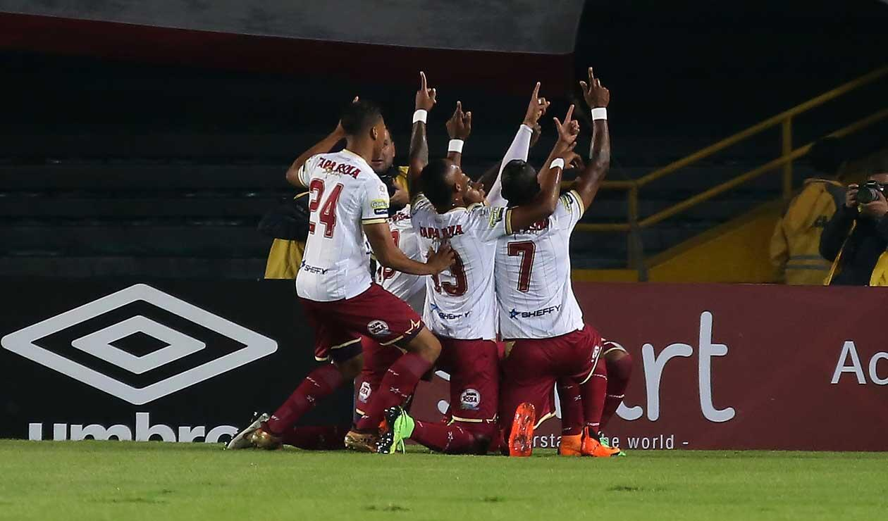 Deportes Tolima  Vs. Independiente Santa Fe