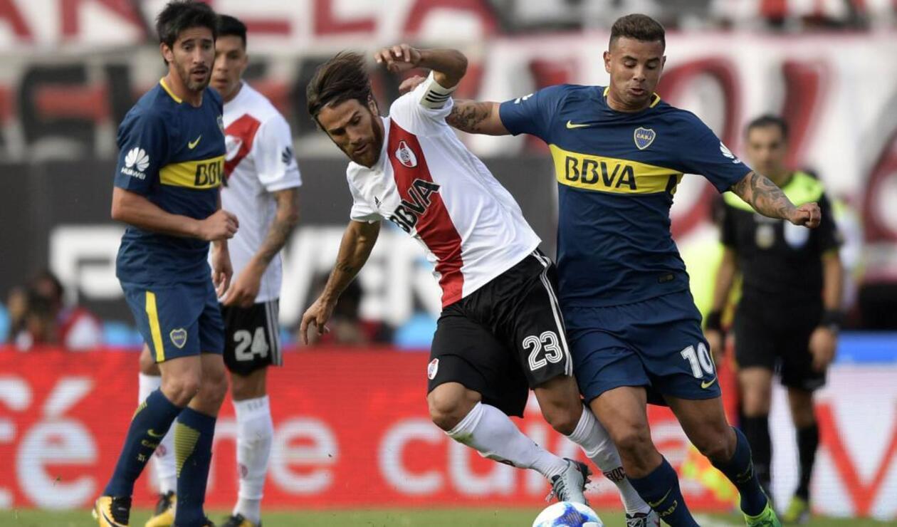 Boca vs River, será la final de la Copa Libertadores 2018