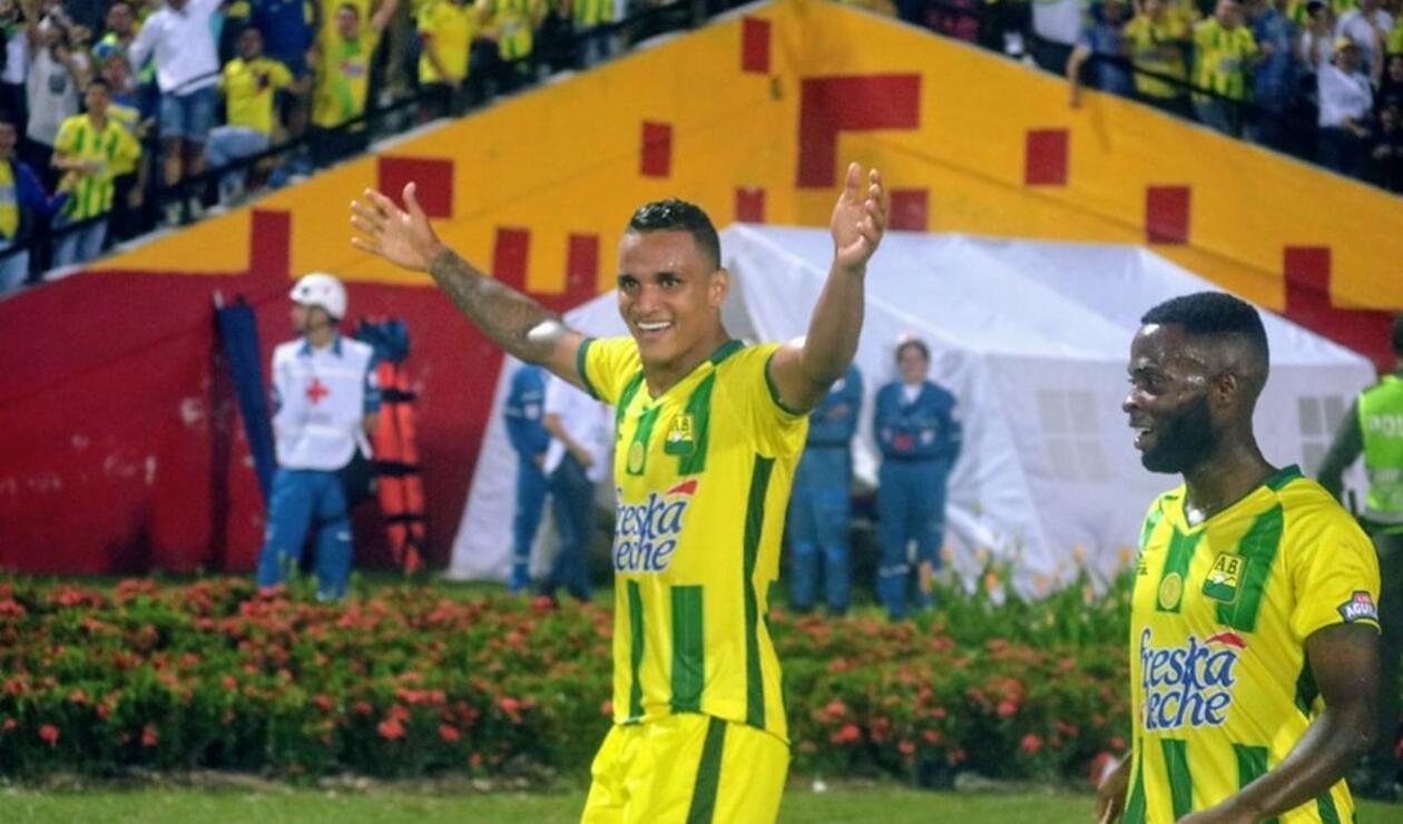 Brayan Rovira · Atlético Bucaramanga 2018