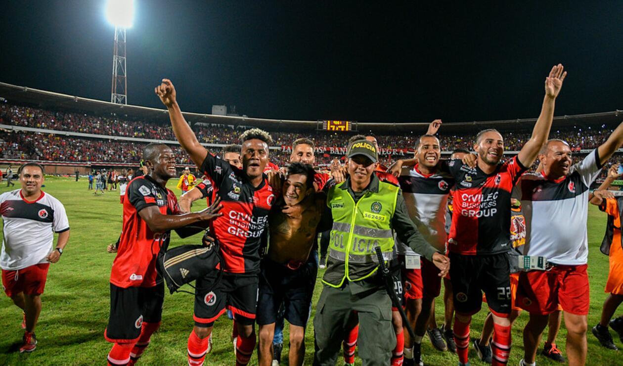 Cúcuta Deportivo - Campéon del Torneo Águila