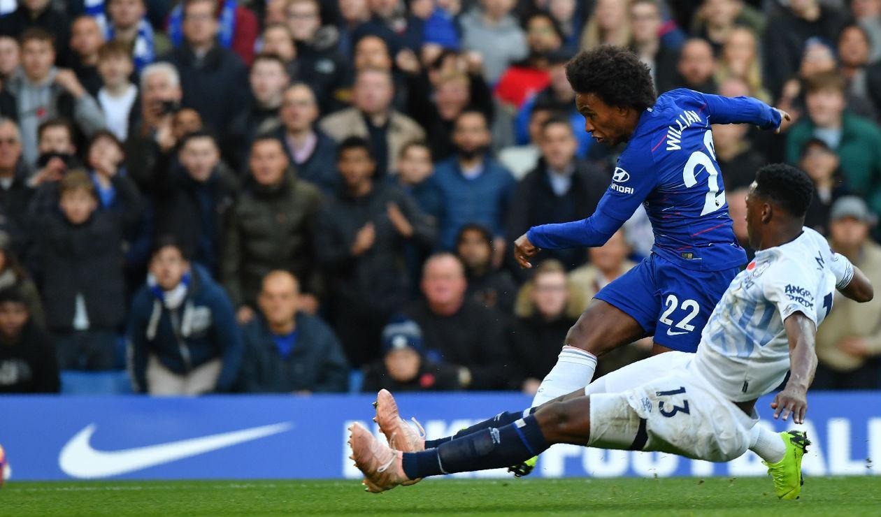 Chelsea vs Everton - Premier League