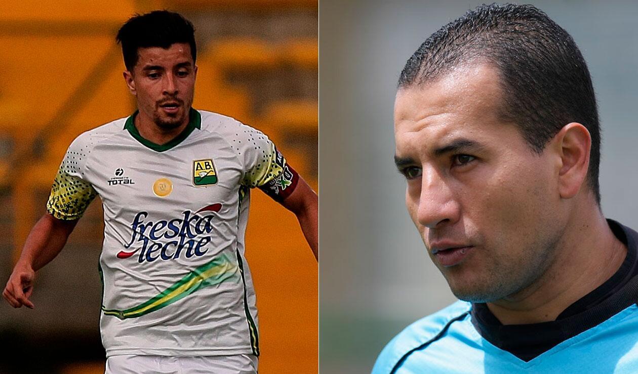 Sherman Cárdenas y Nelson Ramos fueron víctimas de un atraco en Bucaramanga