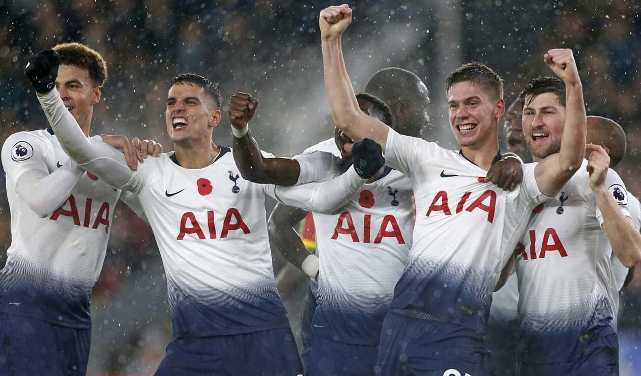 Crystal Palace vs Tottenham, Premier League