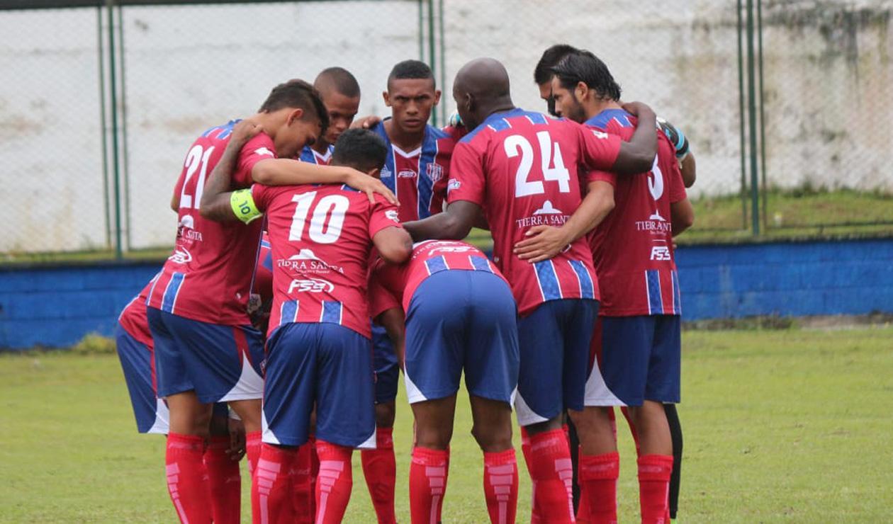 Jugadores del Unión Magdalena