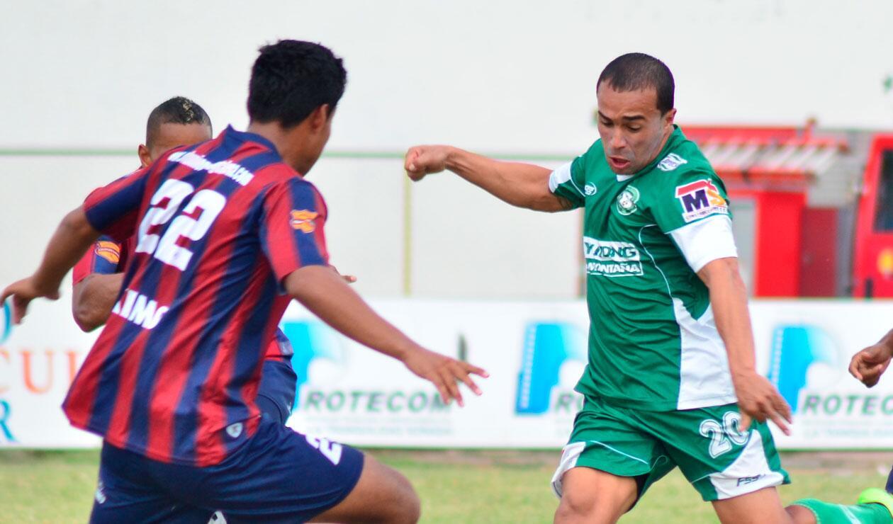 Unión Magdalena llegaba con la obligación de ganar frente al Valledupar