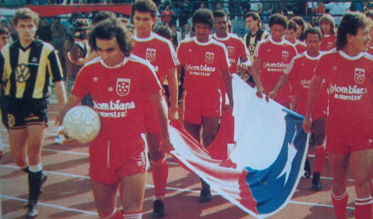 América de Cali 1987